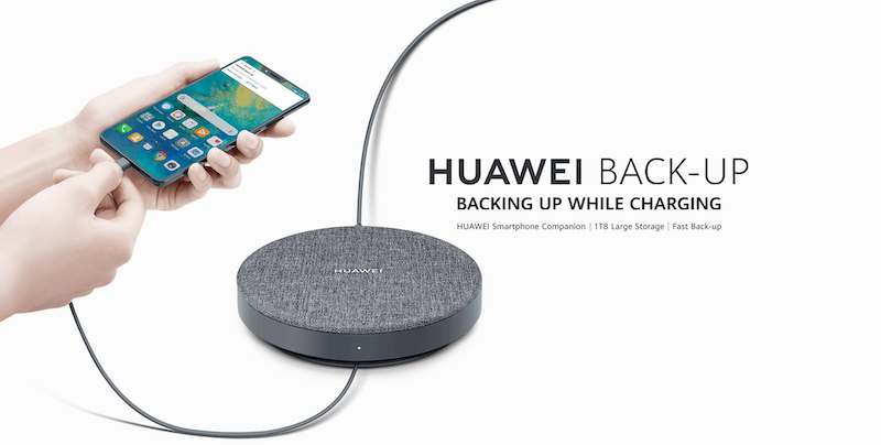 Huawei back-up (accessoire)