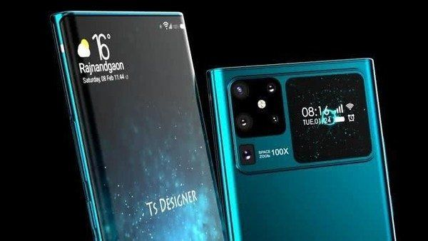 mate 40 huawei concept